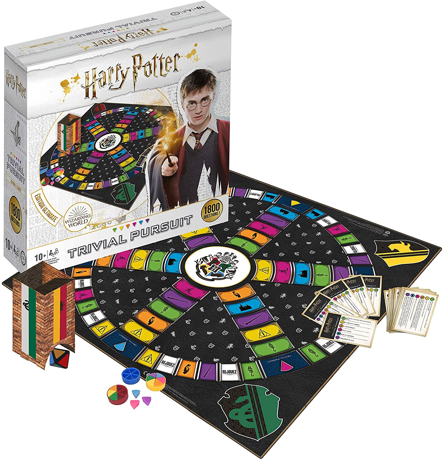Trivial Pursuit Harry Potter - Ultimate Edition